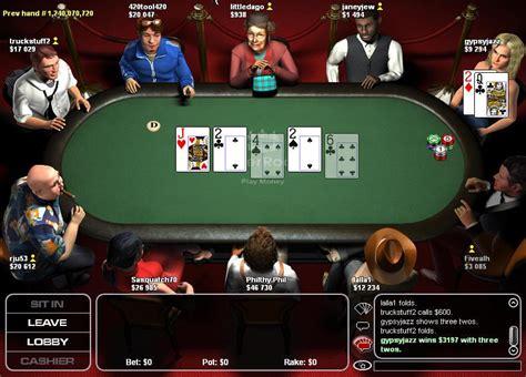 vegas poker land