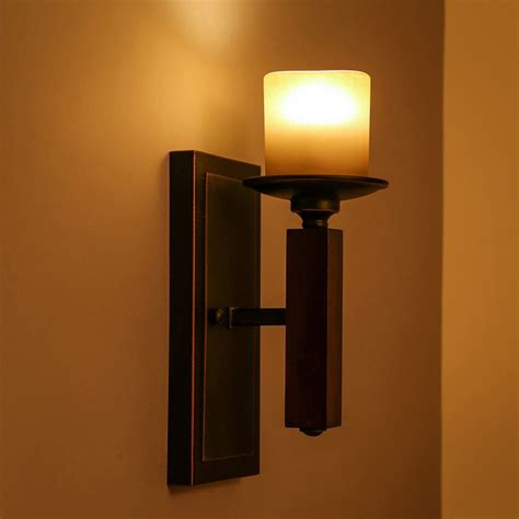 Glass Wall Sconce Candle Wall Sconce With Magnifying Glass Wall Sconces Oregonuforeview