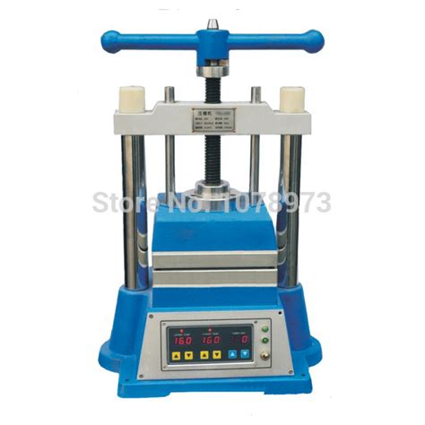 jewelry machines vulcanizing press promotion shop for promotional