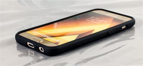 Cover Samsung Galaxy A3 A5 A7 2017 Spigen Rugged Capsule Softcase spigen liquid air samsung galaxy a5 2017 black