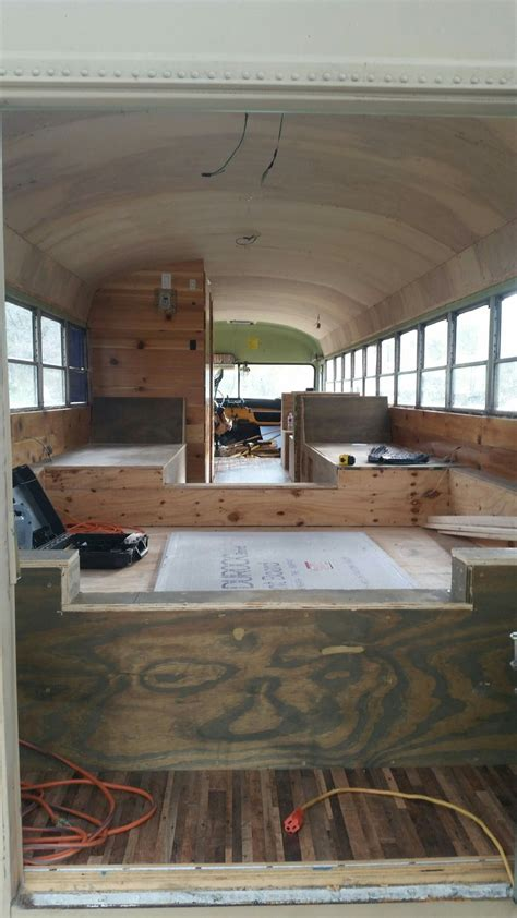 old school bus conversions interior bus conversions converting a school bus into an adventure mobile