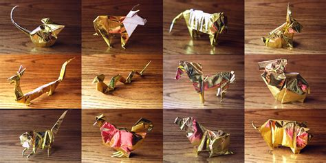Zodiac Origami - zodiac by synconi on deviantart