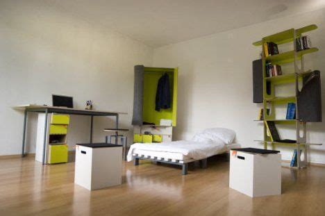 casulo room in a box buy casulo an entire apartment s furniture in one small box treehugger