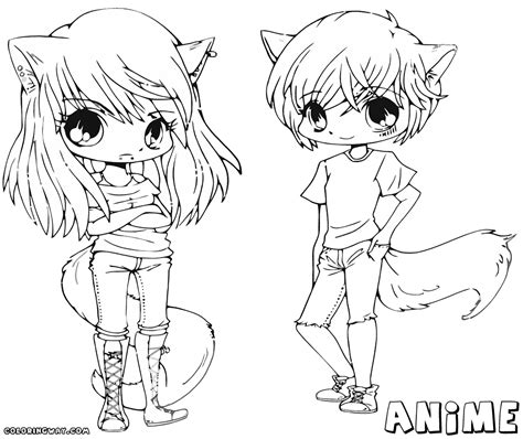 japanese anime coloring pages related keywords