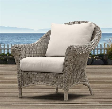 hampshire lounge chair restoration hardware outdoor