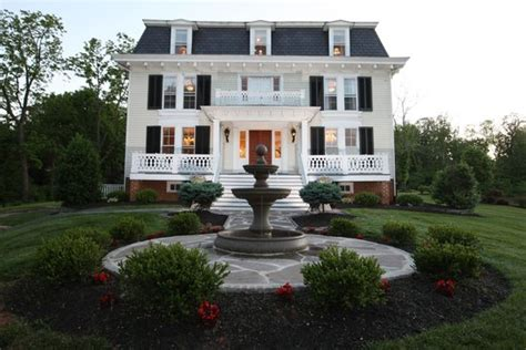 bed and breakfast near roanoke va chestnut hill bed breakfast inn orange va b b