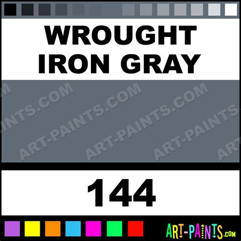 wrought iron gray transparent airbrush spray paints 144 wrought iron gray paint wrought