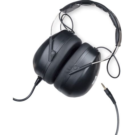 Headphone Vic Firth vic firth sih 1 stereo isolation headphones sih1 b h photo