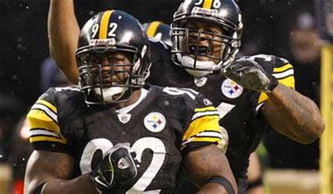 steelers steel curtain linebackers a pittsburgh steelers linebacker passes me ketchup from