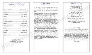 funeral programs archives funeralprogram template com
