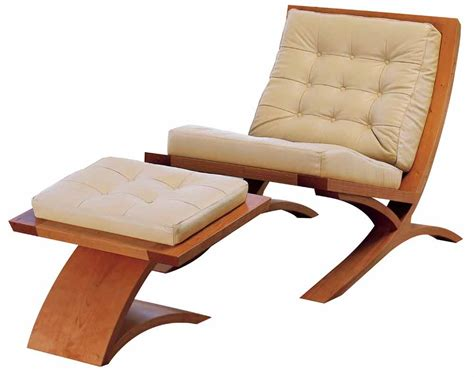 Moser Furniture by With Moser American Craft Council