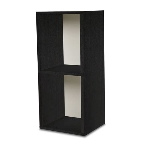 2 shelf bookcase black black 2 shelf bookcase home design ideas