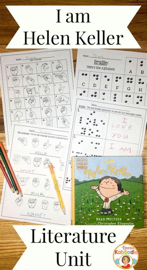 helen keller biography kid friendly 1000 images about kirsten s teachers pay teachers store
