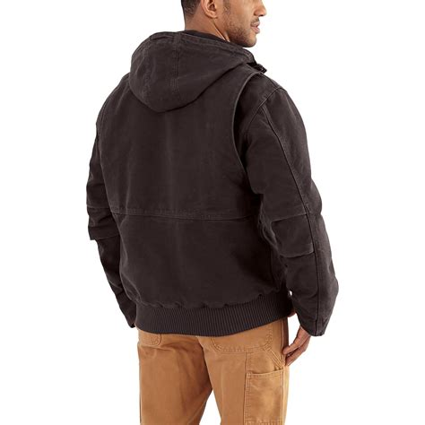 swing jacket reviews carhartt full swing armstrong active jacket for men