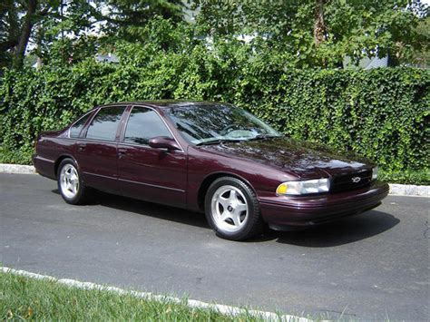 1995 new chevrolet impala ss original owners manual service guide book 95 oem for sale unearthed 1995 chevrolet impala ss carbuzz