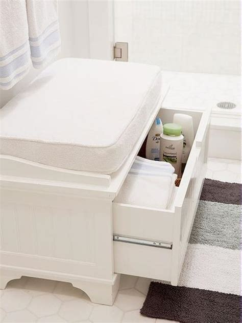 small bench for bathroom smart storage solutions for decorating small apartments