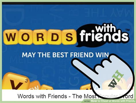 3 Ways to Cheat at Words with Friends - wikiHow Words With Friends Cheat List