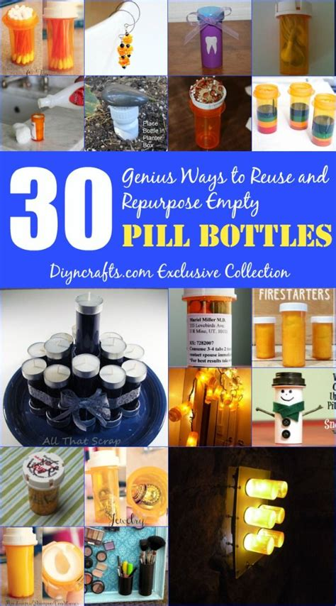 question what to craft with pill bottles 25 best ideas about pill bottle crafts on pinterest