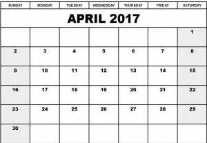 April May Calendar April May 2017 Calendar Printable My