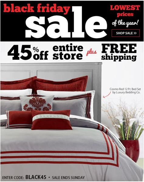black friday bed sales top home decor black friday and cyber monday sales blinds bedding rugs etc