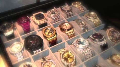 mayweather watch collection watches collection floyd mayweather 2015 youtube