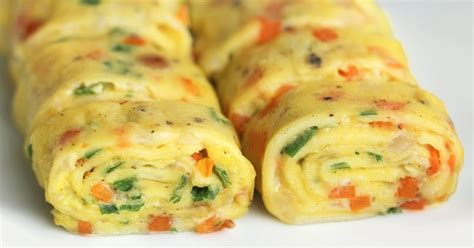 cara membuat omelet ala jepang resep telur gulung ala jepang tamagoyaki praktis video