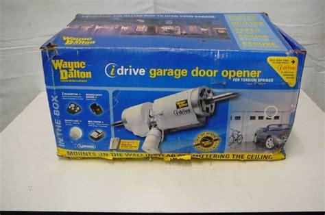 Coleman Garage Door Opener Consignment Sale 441 In Alexandria Minnesota By Kan Do