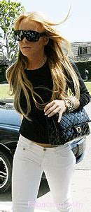 Lindsay Lohan Goes Shopping For Chanel Bags by Fabricjam Streetstyle Fashion The Chanel 2 55