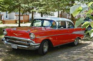 57 chevy bel air classic photograph by colleen