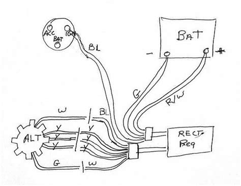 rectifier wiring diagram 24 wiring diagram images