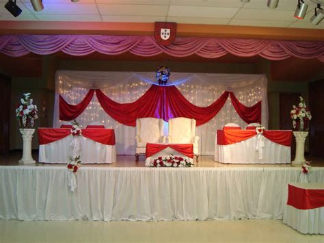 Wedding decoration, wedding stage decoration, wedding