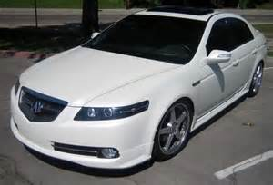 Acura Tl A Spec Kit 2007 2008 Acura Tl A Spec Lip Kit Lipkit Ca