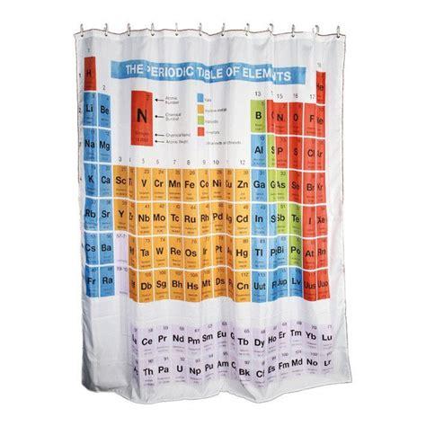 duschvorhang system duschvorhang periodensystem geschenkidee de