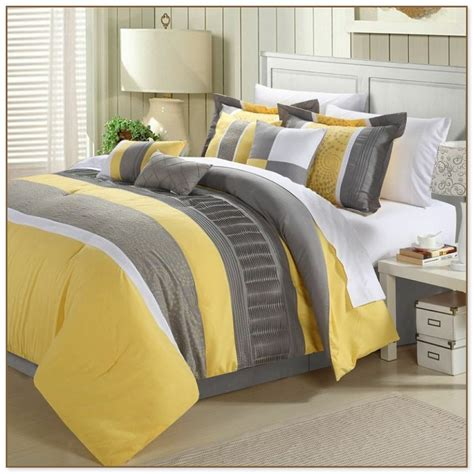 yellow and black comforter set turquoise and brown bedding