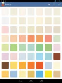 davis color chart davies icolor android apps on play