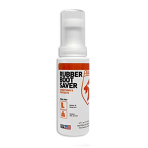 rubber boot conditioner gear aid introduces rubber conditioner to protect rubber