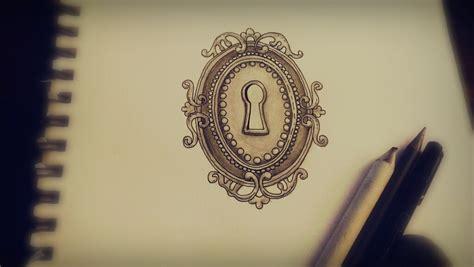 eye keyhole tattoo keyhole tattoo design by landersalisa on deviantart