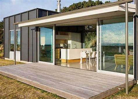 prefab construction modern modular buildings with curtain