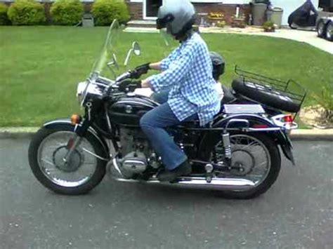 Ural Motorrad Youtube by 2001 Ural Lc 650 Youtube
