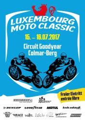 Motorradrennen Nrw 2017 by Luxembourg Classic Circuit Goodyear Oldtimer Saison De