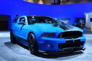 2013 Ford Mustang Gt500 2013 Ford Mustang Shelby Gt500 Priced
