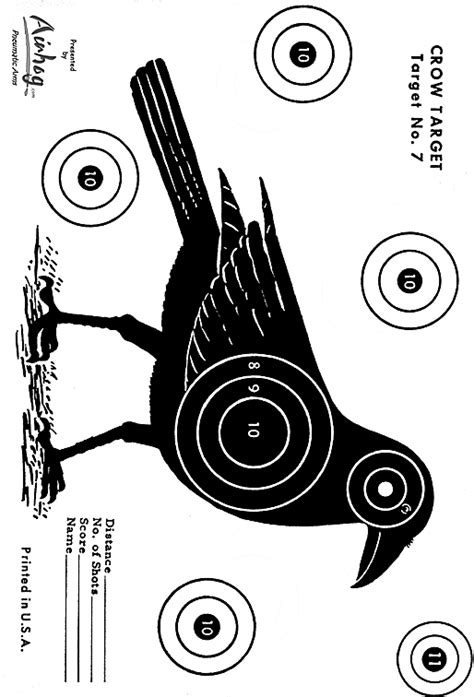 printable targets airguns all about air guns registered air gun dealer and