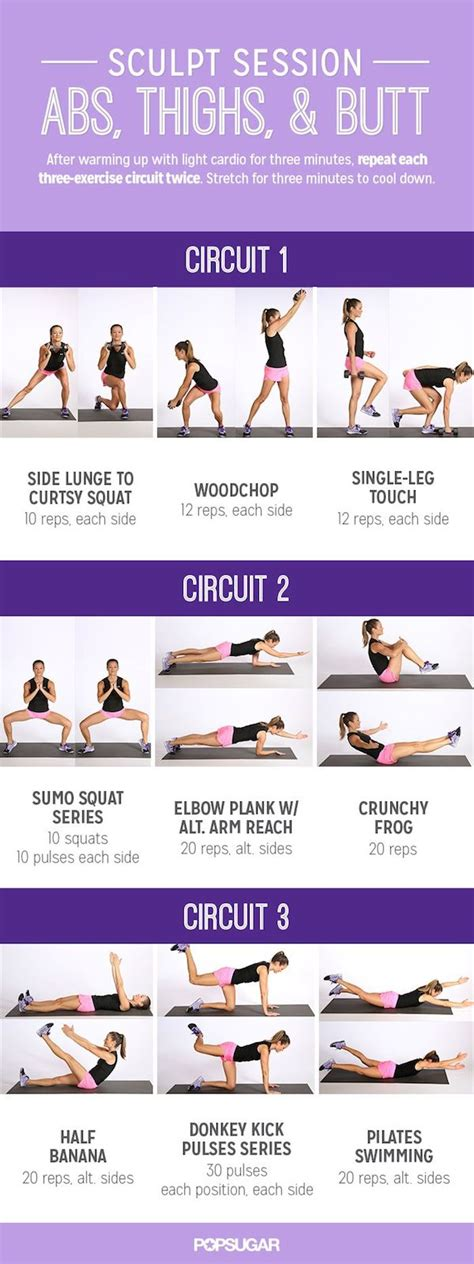 pinterest home workouts    started  merry life