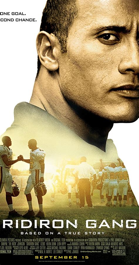 best sport biography films gridiron gang 2006 imdb