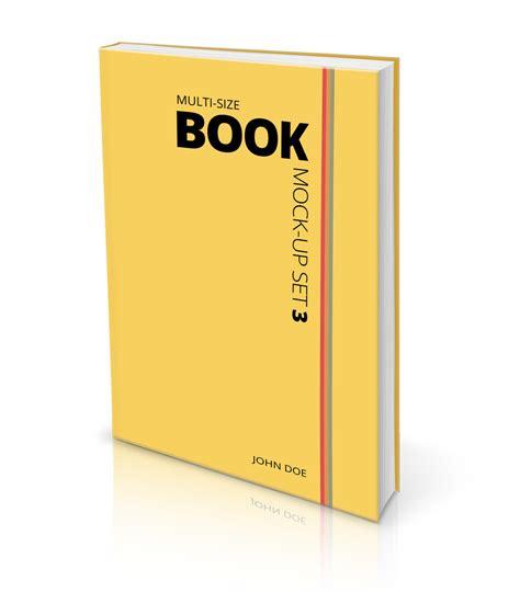 multi books multi size book mockup set 3 by srvalle graphicriver