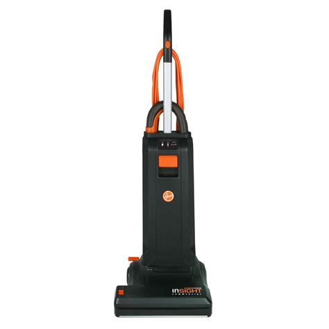 Upright Vaccums hoover ch50102 15 quot insight commercial bagged upright vacuum cleaner