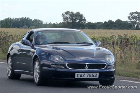 Maserati Edmunds Maserati 3200 Gt Spotted In Bury St Edmunds United