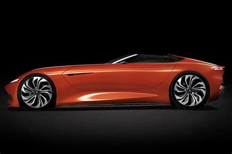 karma sc vision concept exterior design car body design