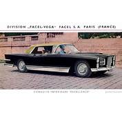 Facel Vega Excellence 1957  The Truth About Cars