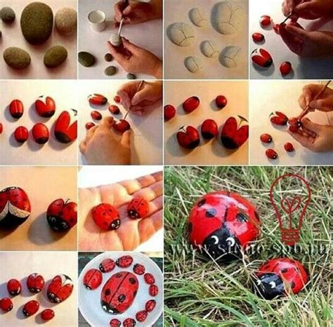 piedras para el jardin decoraci 243 n de piedras para el jardin manualidades